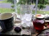 Lavender & Chamomile Iced tea in under 5 mins ♥