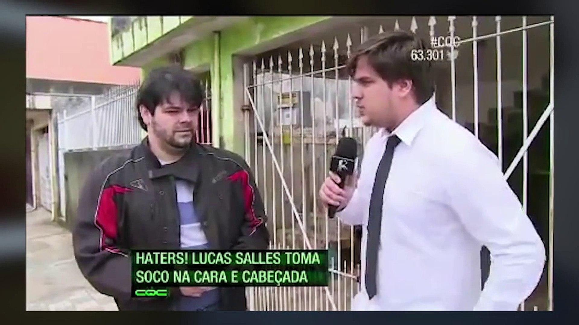 SOCO NA CARA E HATERS