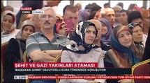 Başbakan Davutoğlu, Şehit Yakınları ve Gaziler İçin İş Kurası / 15 Temmuz 2015