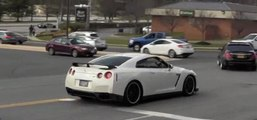 Exotic Traffic! Nissan GTRs - Aventador - Porsche Carrera GT - GT2 RS [Full Episode]