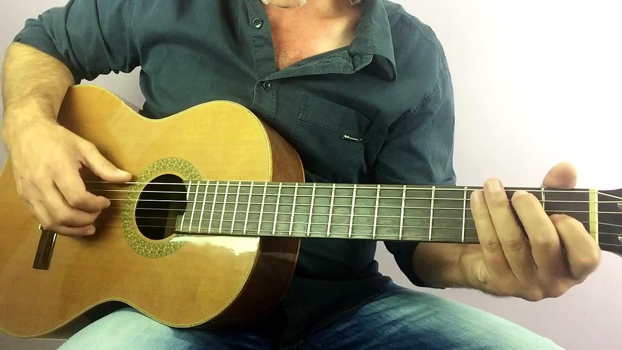 Part 11 – Moonlight sonata – Beethoven – Guitar tutorial by Joe Murphy