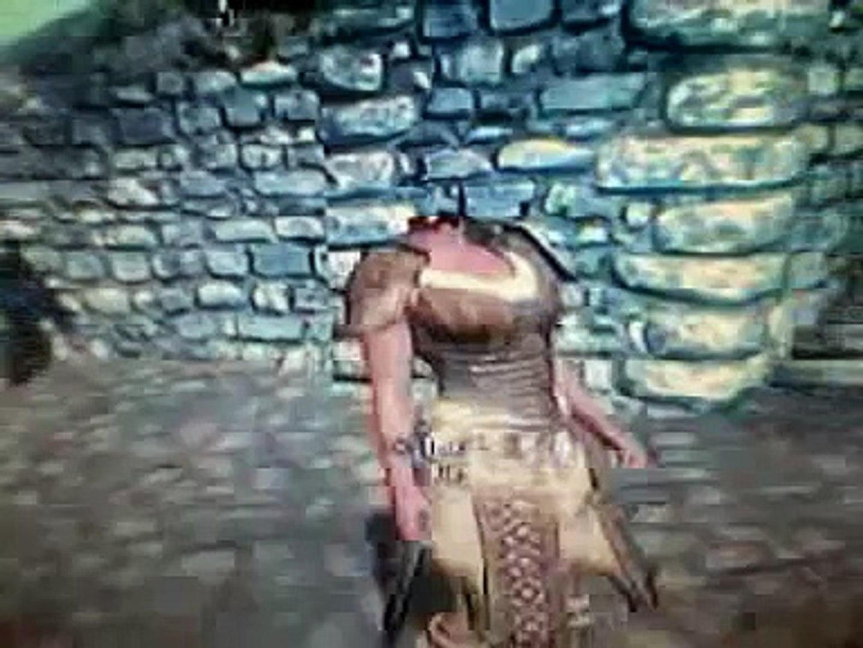 Skyrim fails headless companion member
