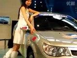 2337 Very nice charming beautiful pretty woman pretty beautiful car models