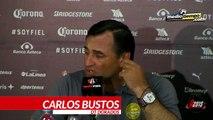 Vergonzoso el trabajo arbitral: Carlos Bustos