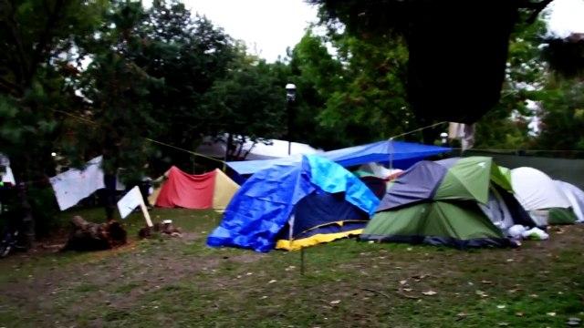 Occupy Toronto Symposium - David Miller Interview