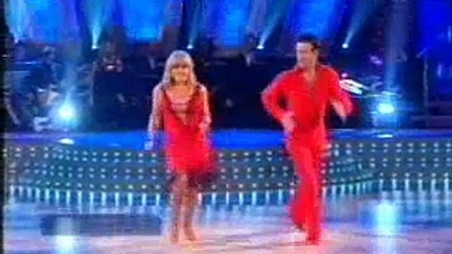 Strictly Come Dancing 2006 - Tiger Feet
