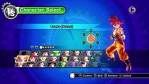 Dragon Ball XenoVerse: Fighting my own build