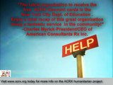 American Consultants Rx Charity Donation To New York City Dept  of Education By Charles Myrick