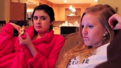 What girls really do at Sleepovers