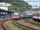 TRAINS IN BRATISLAVA - ZSSK, ZSSK CARGO
