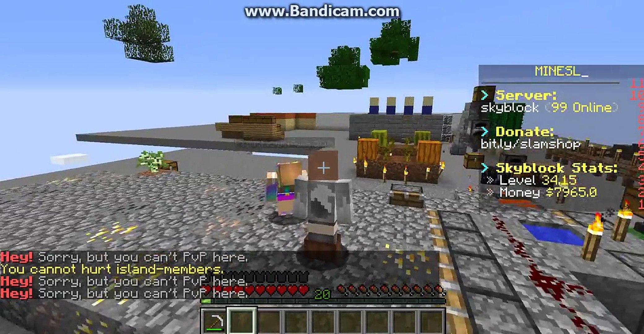 Minecraft SkyBlock Part 2