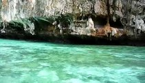 Pi-Leh Bay on Koh Phi Phi Leh