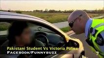Pakistani Student screwd by Australian police - Stupid Pakistani student