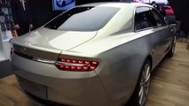 Aston Martin lagonda taraf - 2015 Geneva in Switzerland