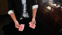 Truco de Magia INCREÍBLE, ASES INVISIBLES (Truco de Magia con Cartas) ~ Miquel Roman