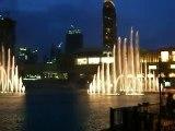 Dubai Fountain at Burj Dubai, Dubai Mall, Time to say Good Bye