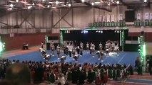 2011 Huskies Cheerleading Demo at Huskies Open Cheer Competition Saskatoon