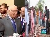 Geo News Headlines 13 Sep 2015, India Promoting Terrorism In Pakistan  Sartaj Aziz