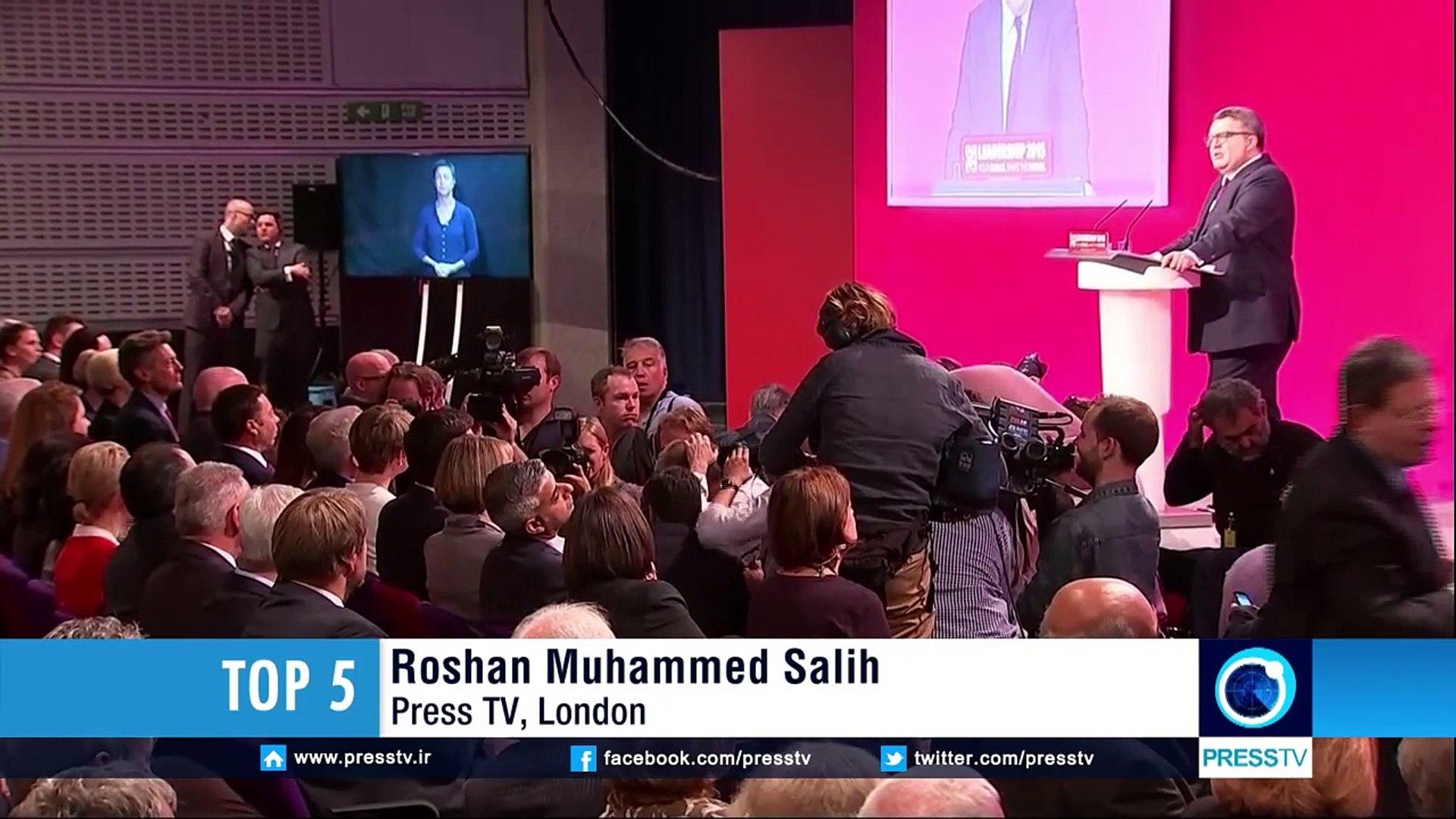 UK defense secretary: Labour under Corbyn 'national security threat'
