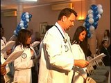 IAU College of Medicine, St. Lucia. White Coat Ceremony Jan 2011. Part 2
