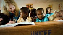 UNICEF: Goodwill Ambassador Mia Farrow urges more help for the world's most vulnerable children
