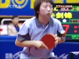 Highlights of the Table Tennis Chinese National Championships 2008 Part 1