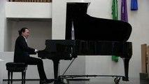 Sung Chang, piano – Etudes, Op  10 by Chopin