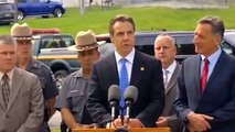 Andrew Cuomo Provides Update on Escaped Prisoners