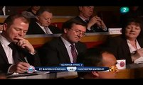 Sorteo Cuartos de Final  (Quarter Final)  Champions  League  2010 - Final Madrid  (2/2)