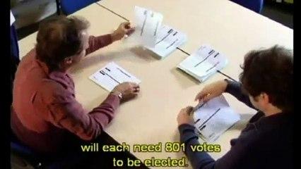 How the Australian Senate votes are counted - AEC