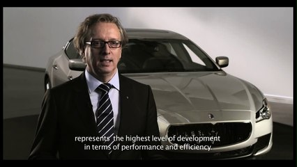 Maserati Quattroporte: All New Next Generation Powertrain