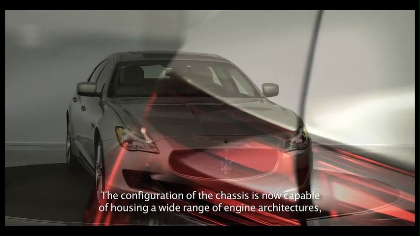 Maserati Quattroporte: Key Technical Features