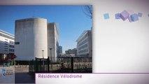 Crous Nancy-Metz Lorraine - Résidence universitaire Vélodrome - Vandœuvre-lès-Nancy