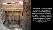 IMPACTANTE Descubren en Egipto la tumba de una reina desconocida de 4.500 años de antigüedad