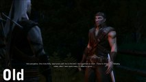 The Witcher | The Witcher Enhanced Edition feature New dialogue lines 3 ENG