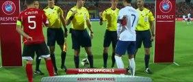 Cristiano Ronaldo vs Albania | UEFA EURO 2016