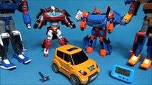 Ou des robots X 1 minute dans la transformation de la transformation de la vidéo jouet Tobot X transformation en 1 Min