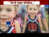 VIRAL: 2-Year-Old Alabama Girl Crushed to Hear She Can't Have a Boyfriend -TV9