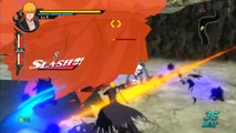[PS3] Bleach Soul Ignition Story Mode - 14_1(Last, Including Step Roll) (Korean Subtitle)