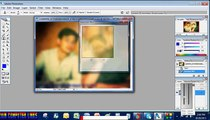 Photoshop  Tutorial Depth of Field Using Gaussian Blur and Smart Filters