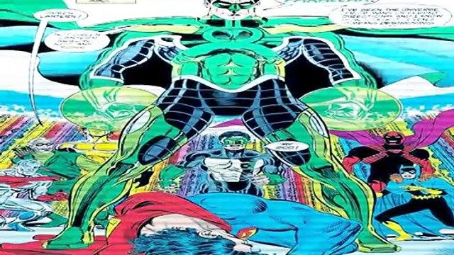 "Reaction: Hal Jordan as Parallax(""He looks like a freaking Power Ranger"")"
