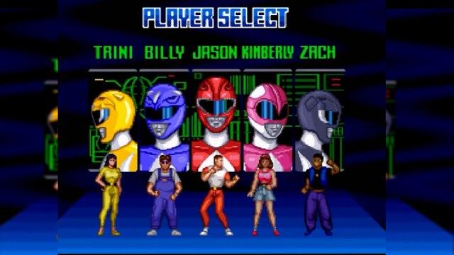 Super Nintendo Show #2 - Mighty Morphin Power Rangers