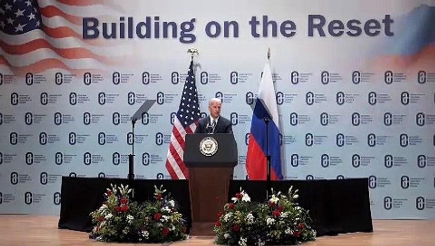 Biden's Full Speech at Moscow State University
