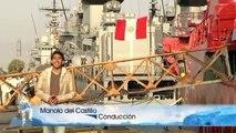 Reportaje al Perú : ANTAR XXI, el Perú vuelve a la Antártida - parte 1
