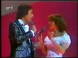 Eurovision 1978 Monaco - Caline & Olivier Toussaint - Les jardins de Monaco