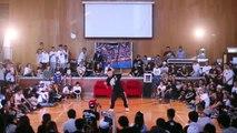 Hip Hop Hooray3 HIP HOP JUDGE SOLO-ARChing@sodance studio