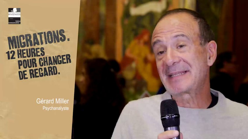 #ChangerDeRegard - Gérard Miller