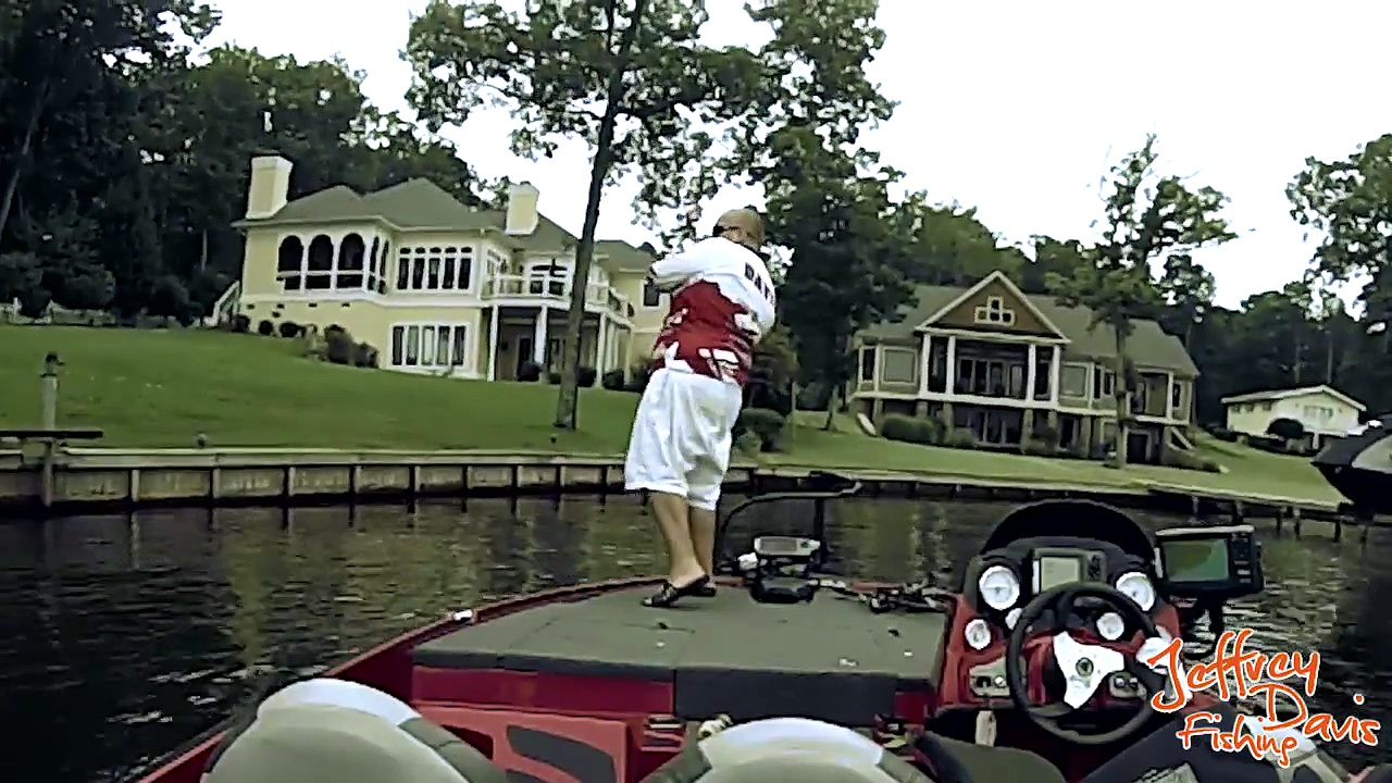 Lake Gaston Bass Fishing
