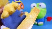 Pororo désolé, le harcèlement, la délicate Rong pororo propre couleur la Couleur de l'éditeur de Patty Klong jouet Pororo Rire jouets