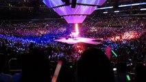 Super Junior - Shake It Up + Oppa, Oppa + Can You Feel It + Rockstar (KCON15LA | fancam)